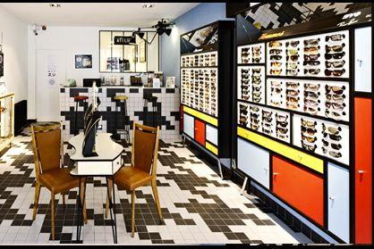 La Fabrique de lunettes, um novo conceito e tendência em Paris
