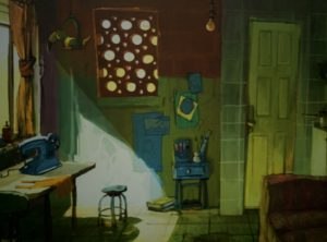 The Art Studio Blue Sky 2