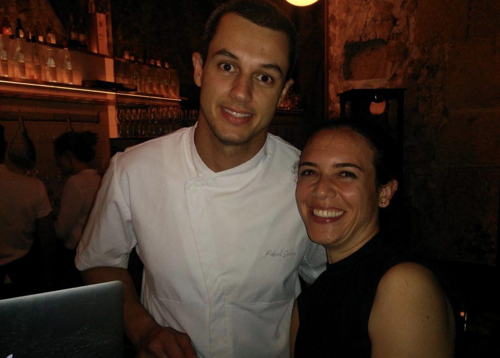 Rafael Gomes e Aureliana