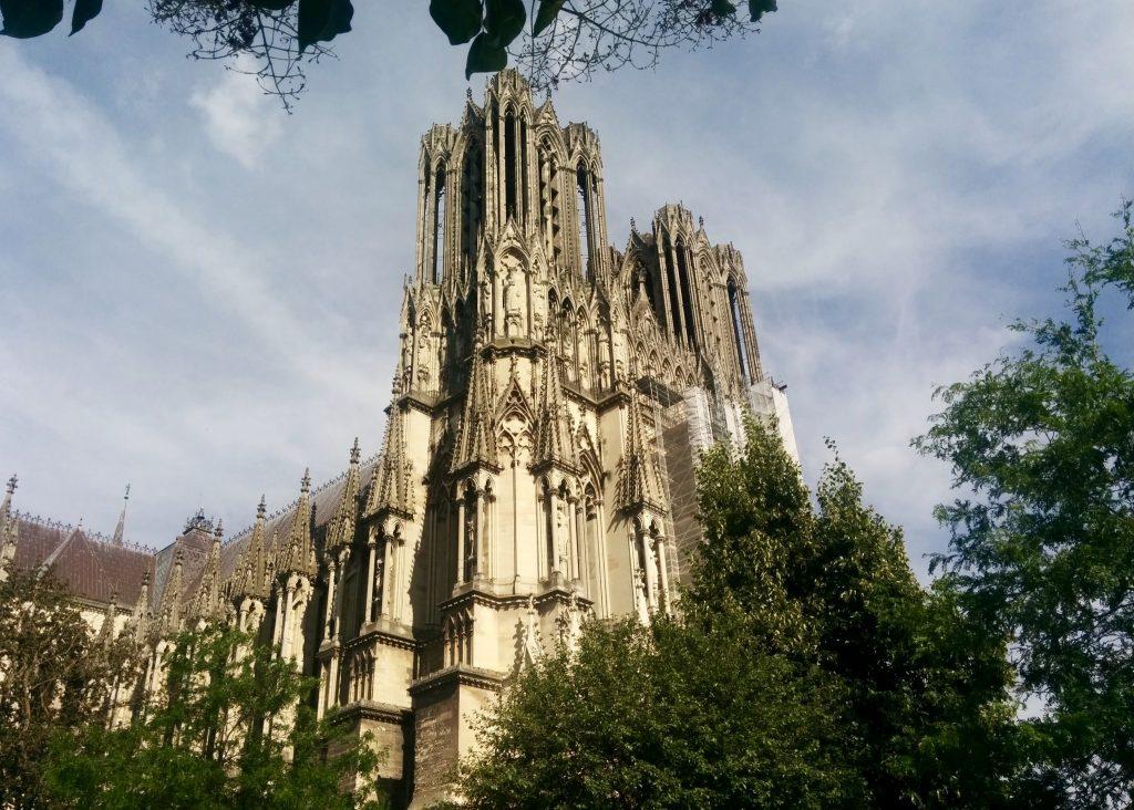 @Parci Parla Catedral de Reims - Notre Dame