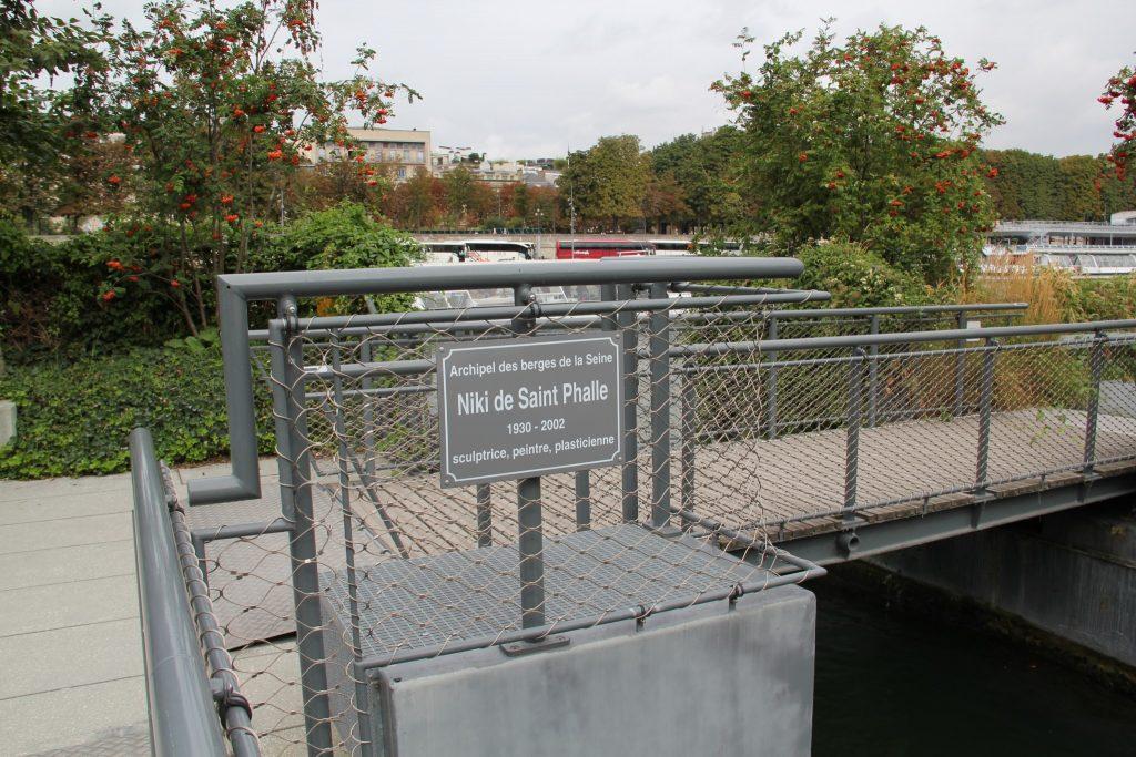 @ParciParla - Jardins flutuantes Niki de Saint Phalle