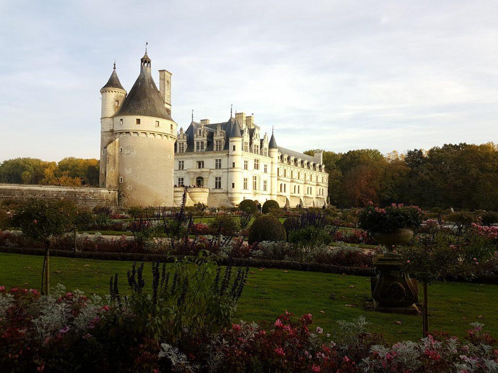 @Parci Parla - Château de Chenonceau