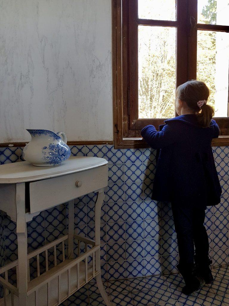@ParciParla - Château de Brézé - banheiro