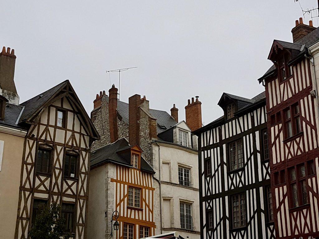 @Parci Parla - Casas medievais em Orléans