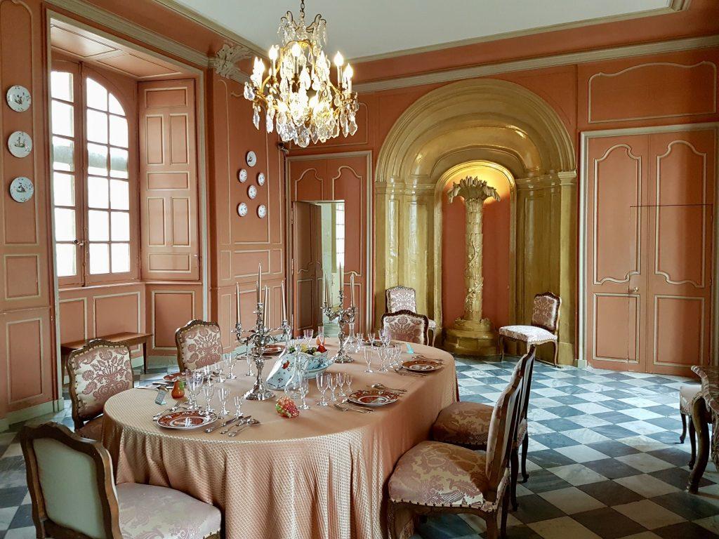 @Parci Parla - Sala de jantar - Château de Villandry