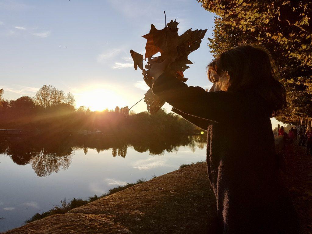 @Parci Parla - Pôr do sol em Chinon