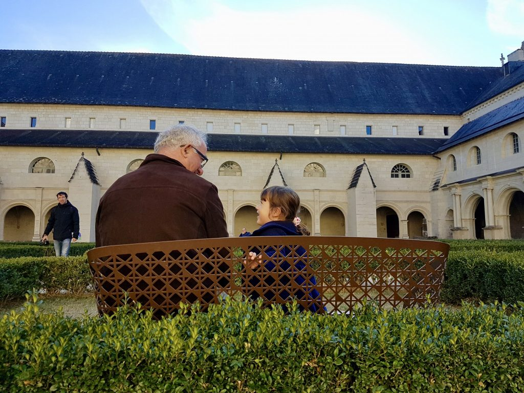 @ParciParla - Abbaye de Fontevraud