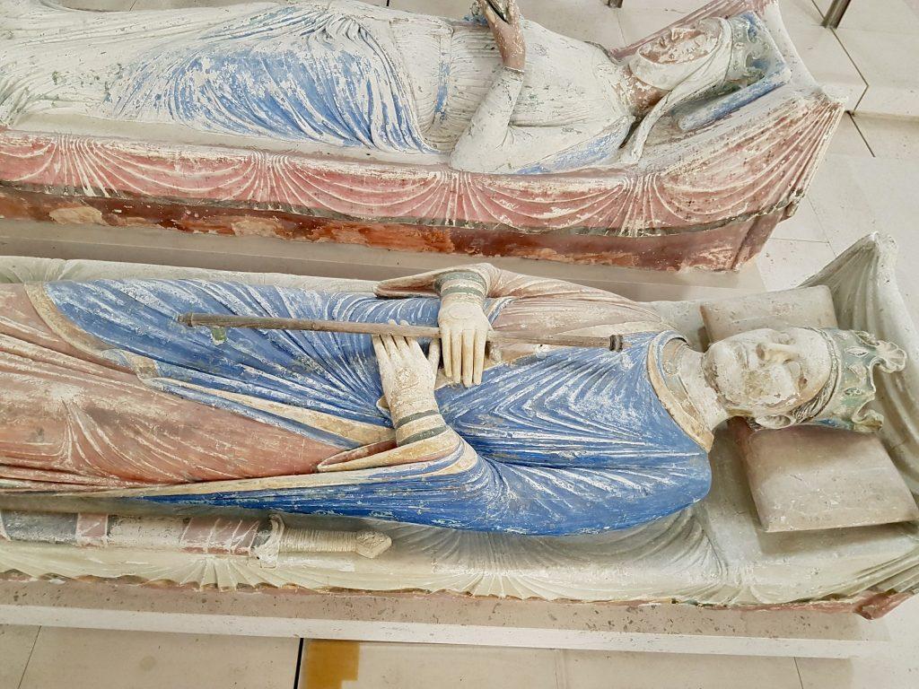 @ParciParla - Abbaye de Fontevraud - Necrópole de Eleanor da Aquitânia e Ricardo Coração de Leão.