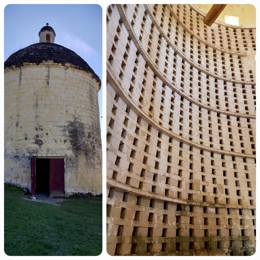 @ParciParla - O pombal do castelo de Brézé