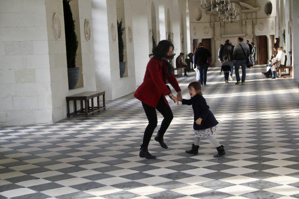 @ParciParla - Château de Chenonceau - dança