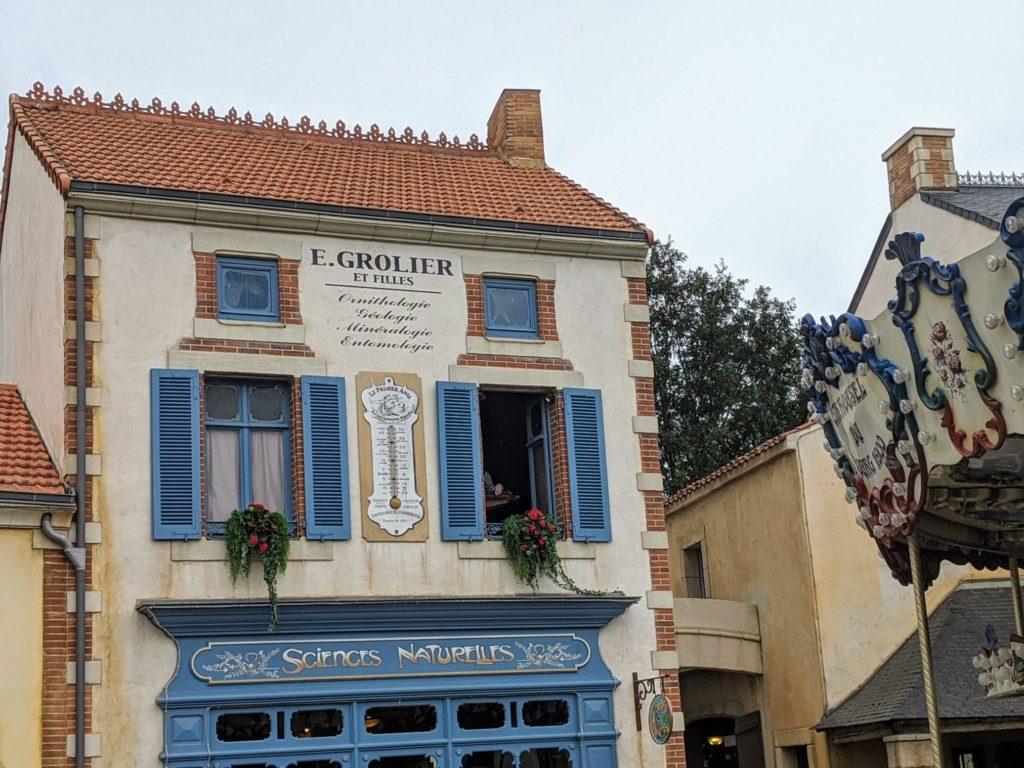 Puy du Fou - Vila