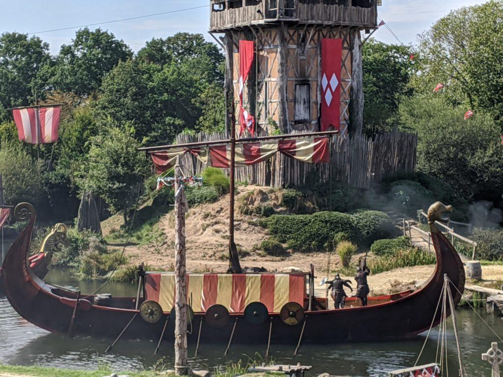 Vikings Puy du Fou