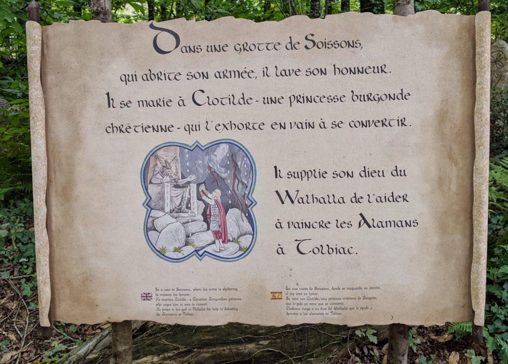 Cenário Puy du Fou