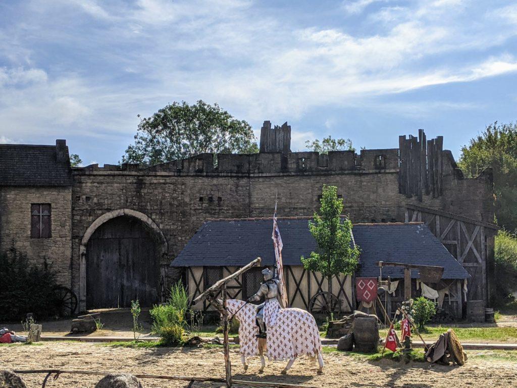 Joana d'Arc no Puy du Fou