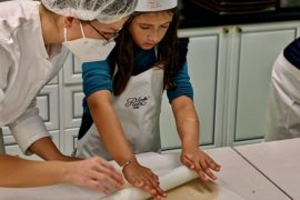 Curso de cozinha Ritz-Escoffier